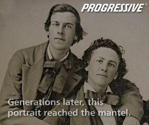 Progressive Insurance Gay Campaign