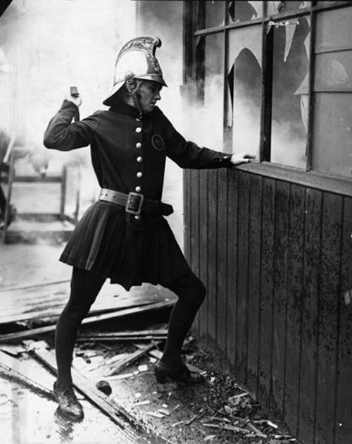 British Fireman Ca. 1926