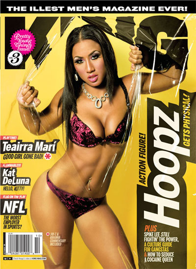 Hoopz from Flavor of Love Has a Sex Tape