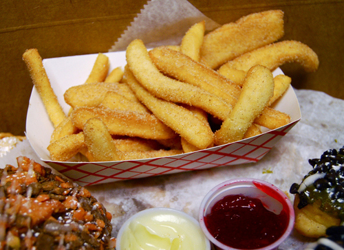 Donut French Fries