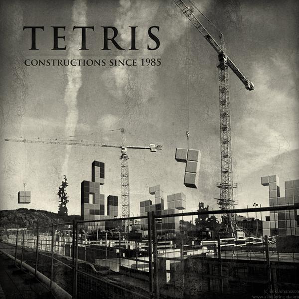 Tetris: Constructions Since 1985
