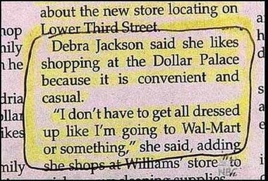 Walmart Dress Codes Are Strict