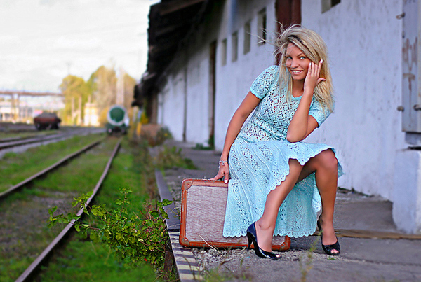 Professional Portrait Photography by Konstantin Platonov