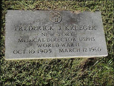 R.I.P. Frederick J. Krueger