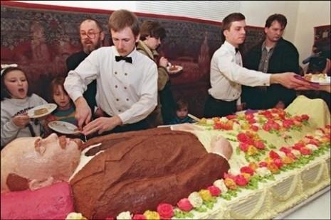Dead Lenin Cake