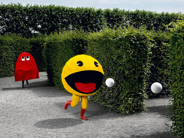Pac-Man Recreated