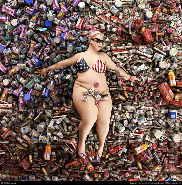 Modern 'American Beauty'