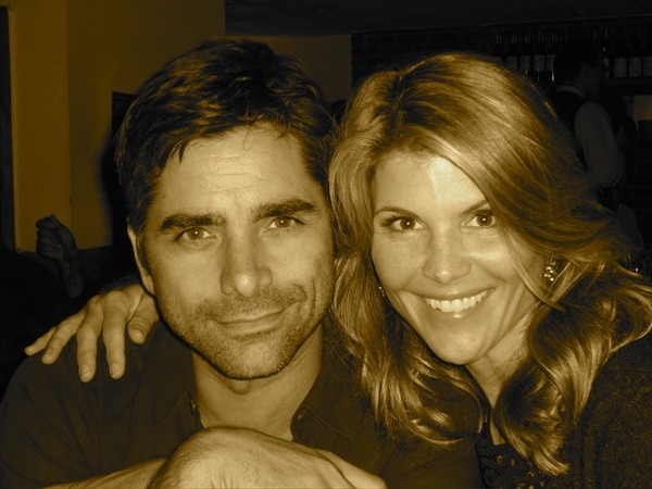 Its Uncle Jessie and Aunt Becky!
