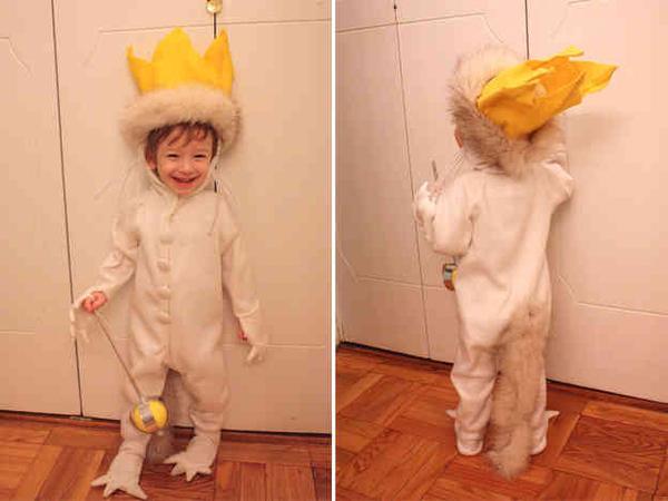 Cute Wild Things Max Costume