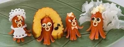 Hot Dog Octopi
