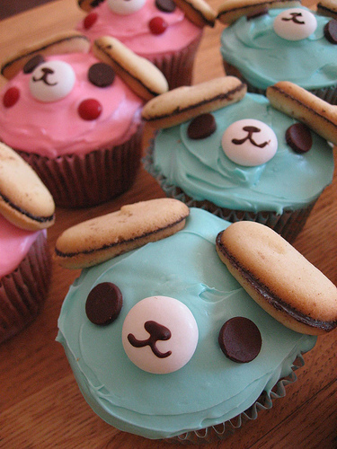Pup-cakes!