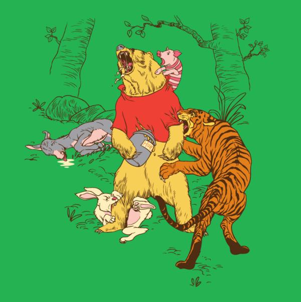 Winnie The Pooooooooh!