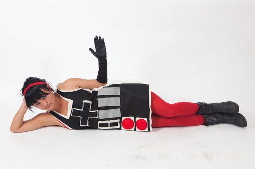 Nintendo Controller Dress