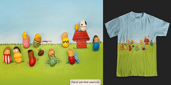 Literal Peanuts Shirt