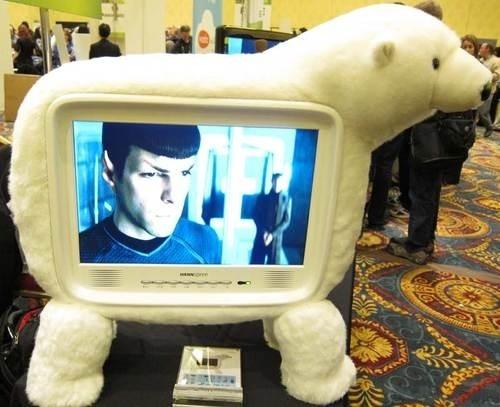 Polar Bear TV is Immune to Global Warming