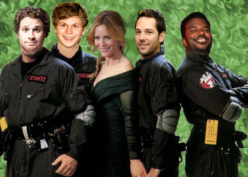 Ghostbusters 3 Cast Predictions