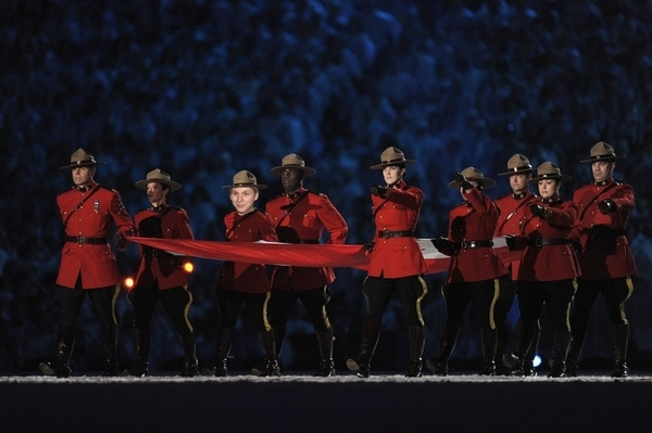 Michael Cera Photobombs Olympic Opening Ceremonies