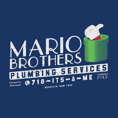 Mario Bros. Tee Shirt