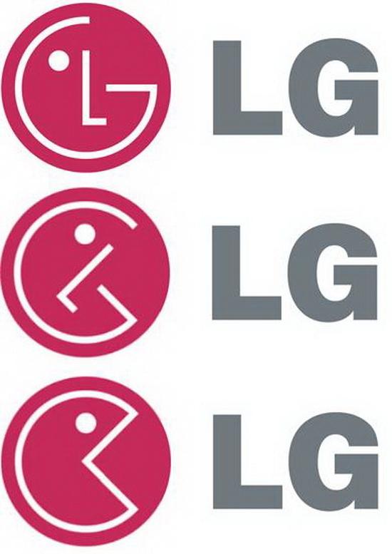 Hidden Code in LG Logo