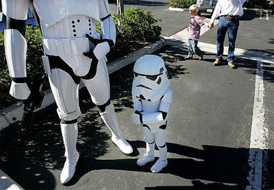 Take Your Imperial Son To Work Day