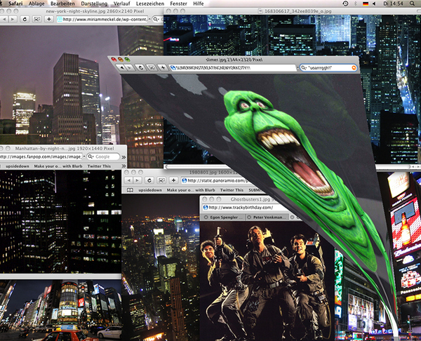 Ghostbusters Desktop