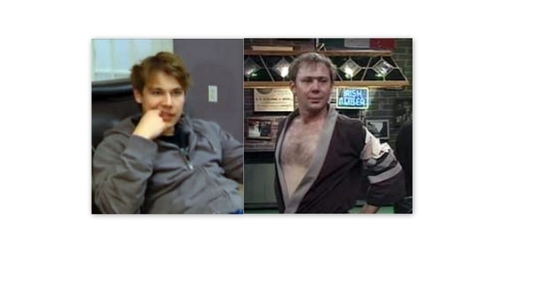 Real World Andrew Vs. Mcpoyle Brother