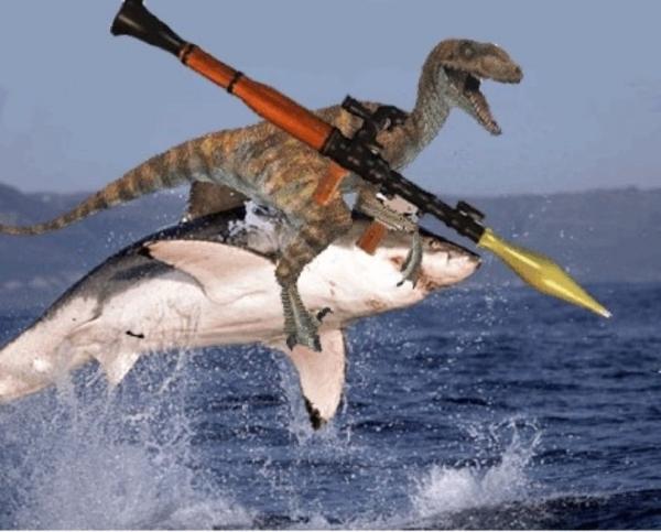 Raptor + Shark + RPG