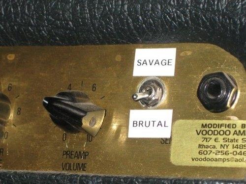 Savage Or Brutal?