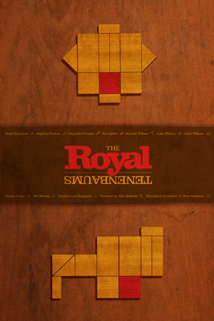 Wes Anderson Tribute Posters