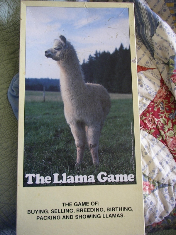 The Llama Game
