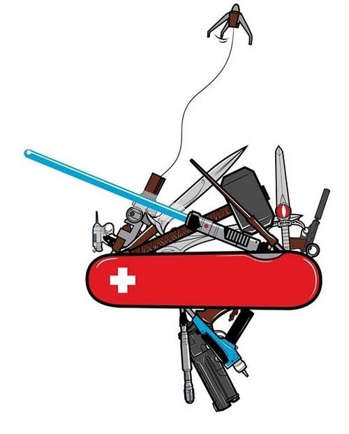 Geek Army Knife