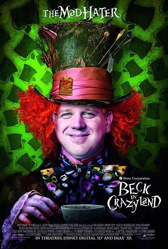 Glenn Beck As The Mad 'Hater'