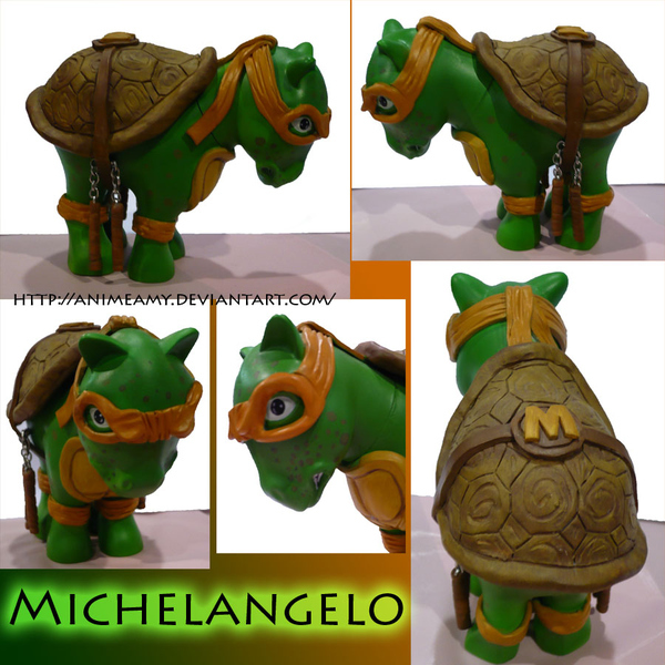 My Little Michelangelo