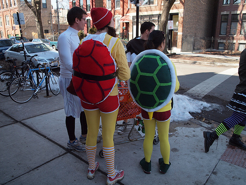 Urban Turtles