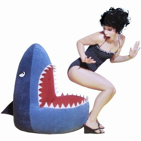 Shark Bean Bag Chair