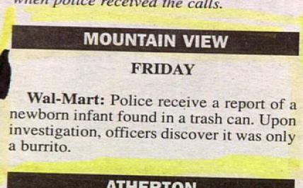 Bizarre Discovery