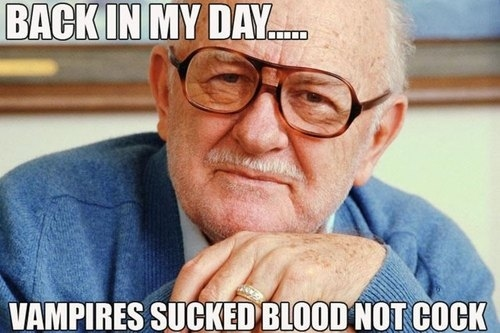 Sh*t Old People Say