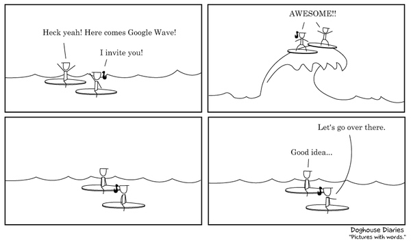 The Google Wave