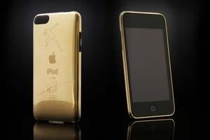 Usain Bolt Gold IPod Touch