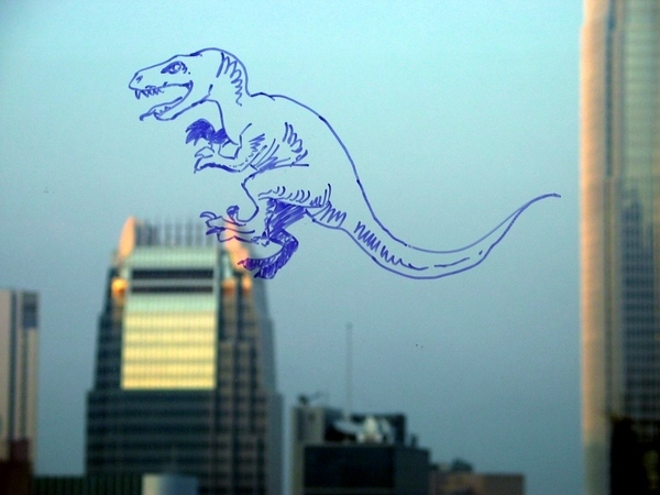 Raptor Attack!
