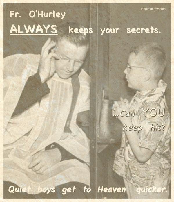 Catholic Church Poster FAIL