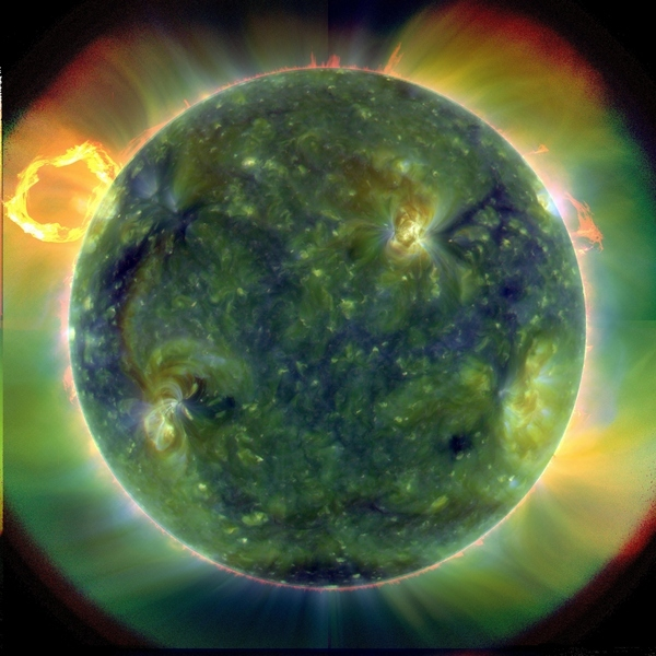 The Sun As Never Before Seen