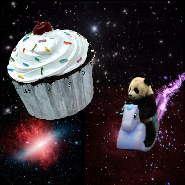 The Voyage to Planet Cupcake