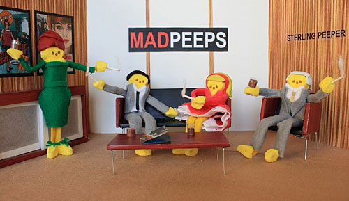 Mad Peeps