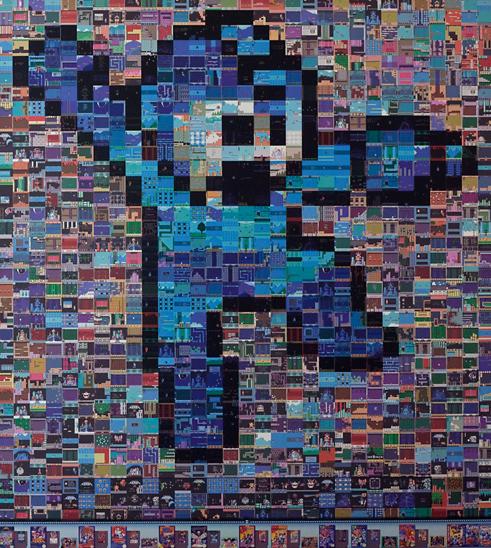 Mega Man Mega Mosaic