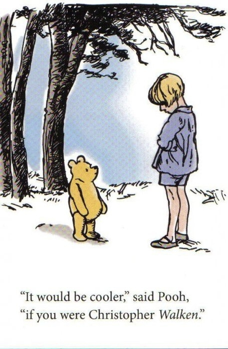 Pooh Bear Knows Cool, Bro