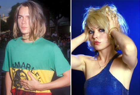 Ultimate Kurt And Courtney Casting
