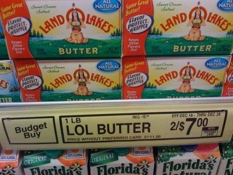 Butter Humor