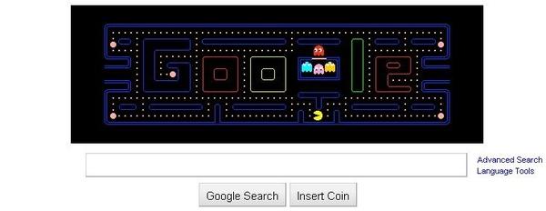 Google Pac-Man!