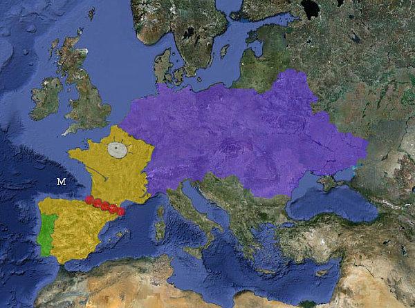 The European Marge Simpson
